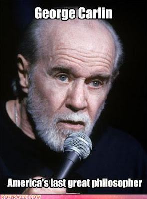 George Carlin, America's last great philosopher
