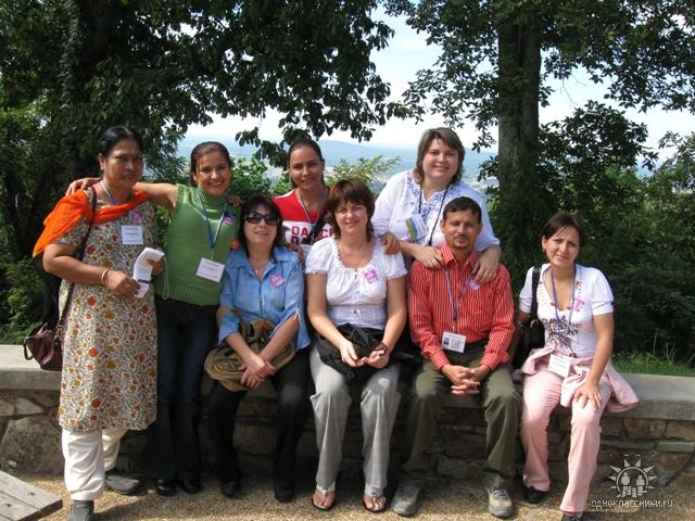 Our group in the USA 2008