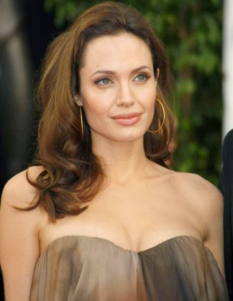 Hollywood Angelina Jolie