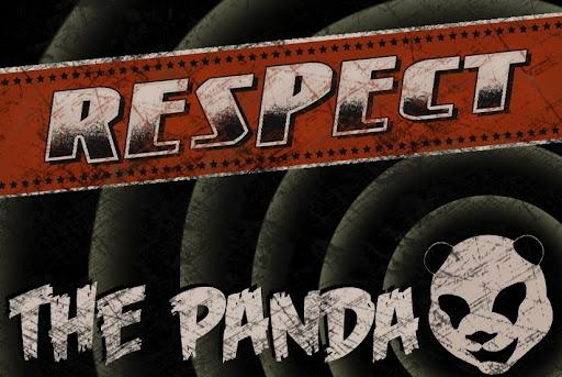 Respect the Panda