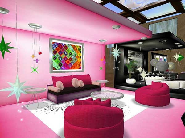 Amazing Apartment Living Room Decoration Pictures - Living Room ...