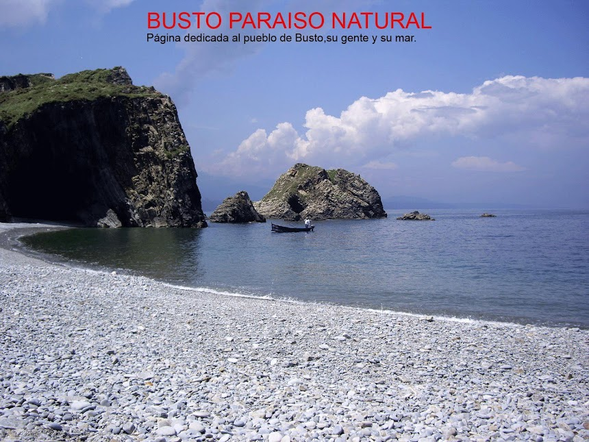 BUSTO,PARAISO NATURAL