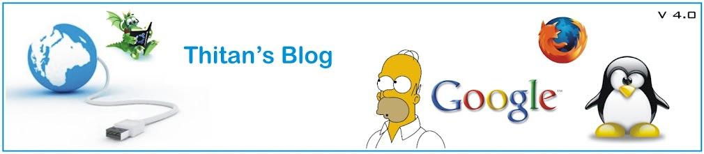 Thitan's Blog