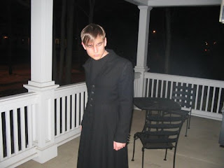 Sean in his Malice Mizer Custom from AbbyShot