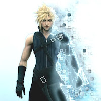 Cloud from Final Fantasy 7: Advent Children