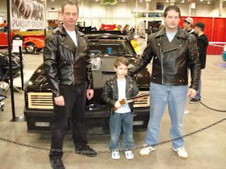 Doug in his AbbyShot Mad Max Jacket
