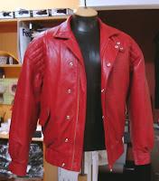 Kaneda Jacket from Akira, Collar Down
