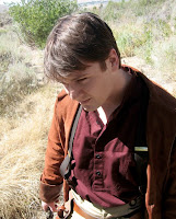 Cory in his AbbyShot Browncoat