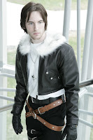 Final Fantasy Inspired Squall Jacket