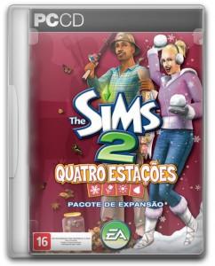 The Sims 2 Quatro Estações   Crack + Serial