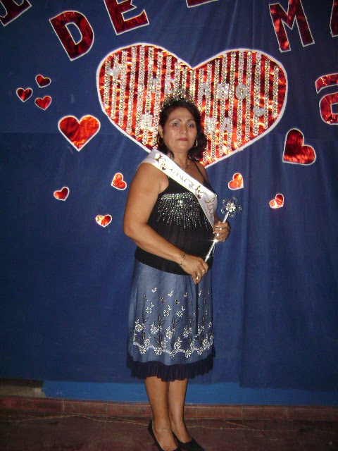 REINA DE LAS MADRES DEL CECSPA 2010 - 2011.