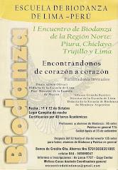 I Encuentro de Biodanza