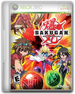 Bakugan: Battle Brawlers - Xbox 360