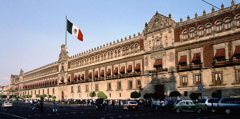 Dibujo arquitectonico ciudad de mexico for Palacio de los azulejos mexico