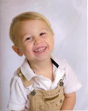 Gavin age 3
