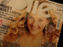 Grund zur Freude, zwei meiner Arbeiten wurden in der Jolie veröffentlicht