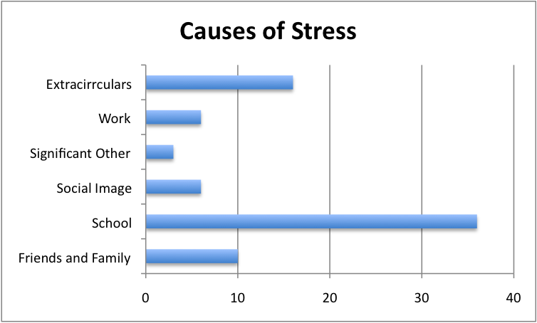 Kinds of stress essay