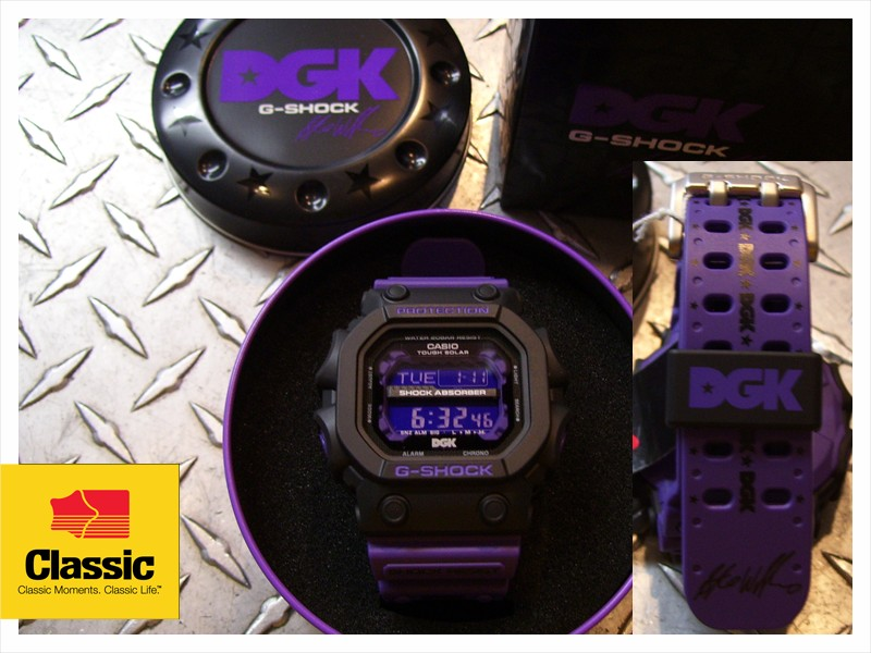 G-SHOCK x DGK STEVIE WILLIAMS