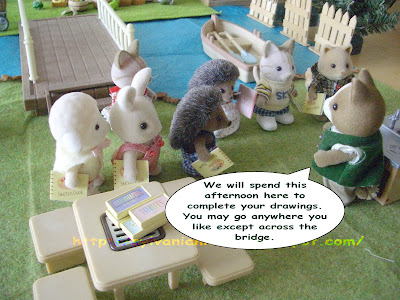 sylvanian collection
