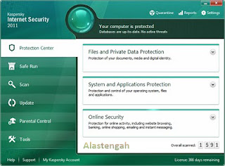 Free download antivirus terbaru - kaspersky security 2011