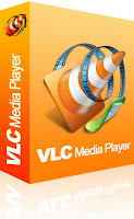 Gratis download software VLC player - Media download - file 3gp mp4 flv media player support
