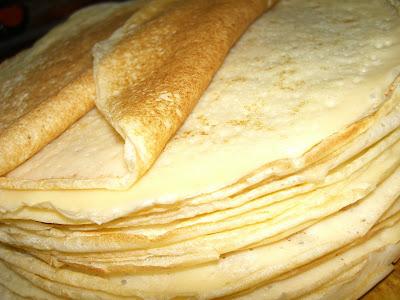 Articole culinare : Clatite in ajur