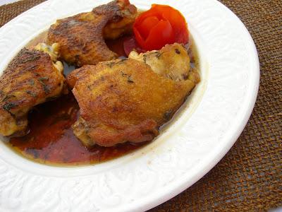 Articole culinare : Carne de pasare in saramura