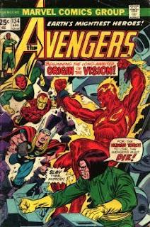 Avengers 134 Englehart