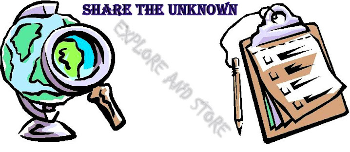 Share the Unknown