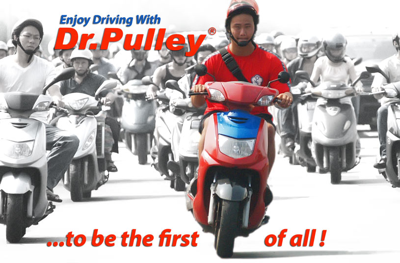 Dr.Pulley Scooter Tuning