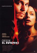 Desde el infierno (2001) [Latino]