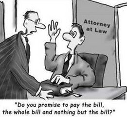Hilarious Jokes - Attorney
