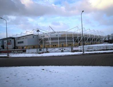Darlington Football Stadium