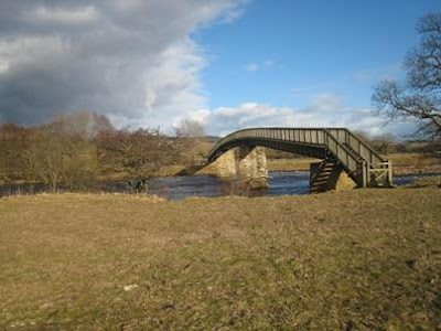 Bridge over the Tees