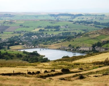 Leeming Reservoir