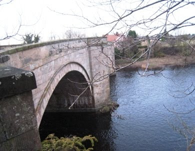 River Tees at Piercebridge