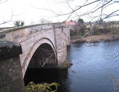 River Tees at Piercebridge