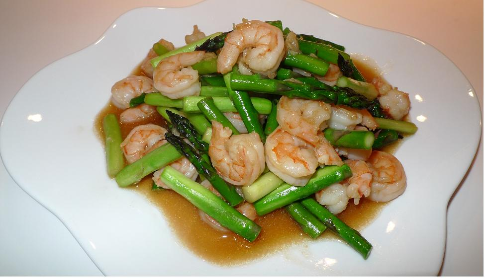 Thai Stir-Fried Greens With Oyster Sauce Recipe — Dishmaps