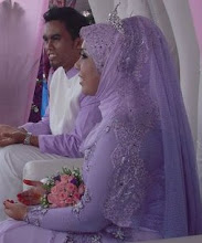 vail dan tudung (light purple)