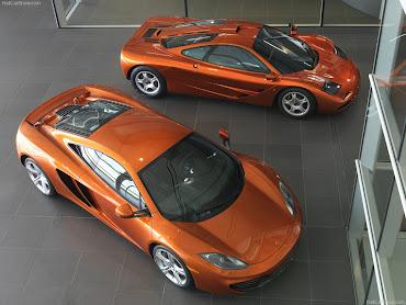#44 McLaren Wallpaper