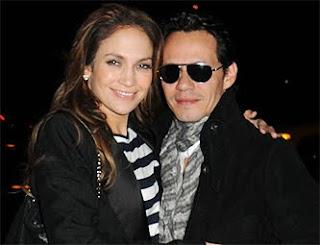 Jennifer Lopez e Marc Antony renovam votos de casamento
