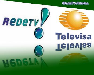 Rede TV assina contrato com a rede mexicana Televisa!