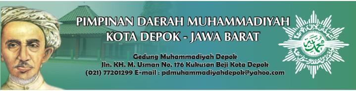 Muhammadiyah Daerah Kota Depok
