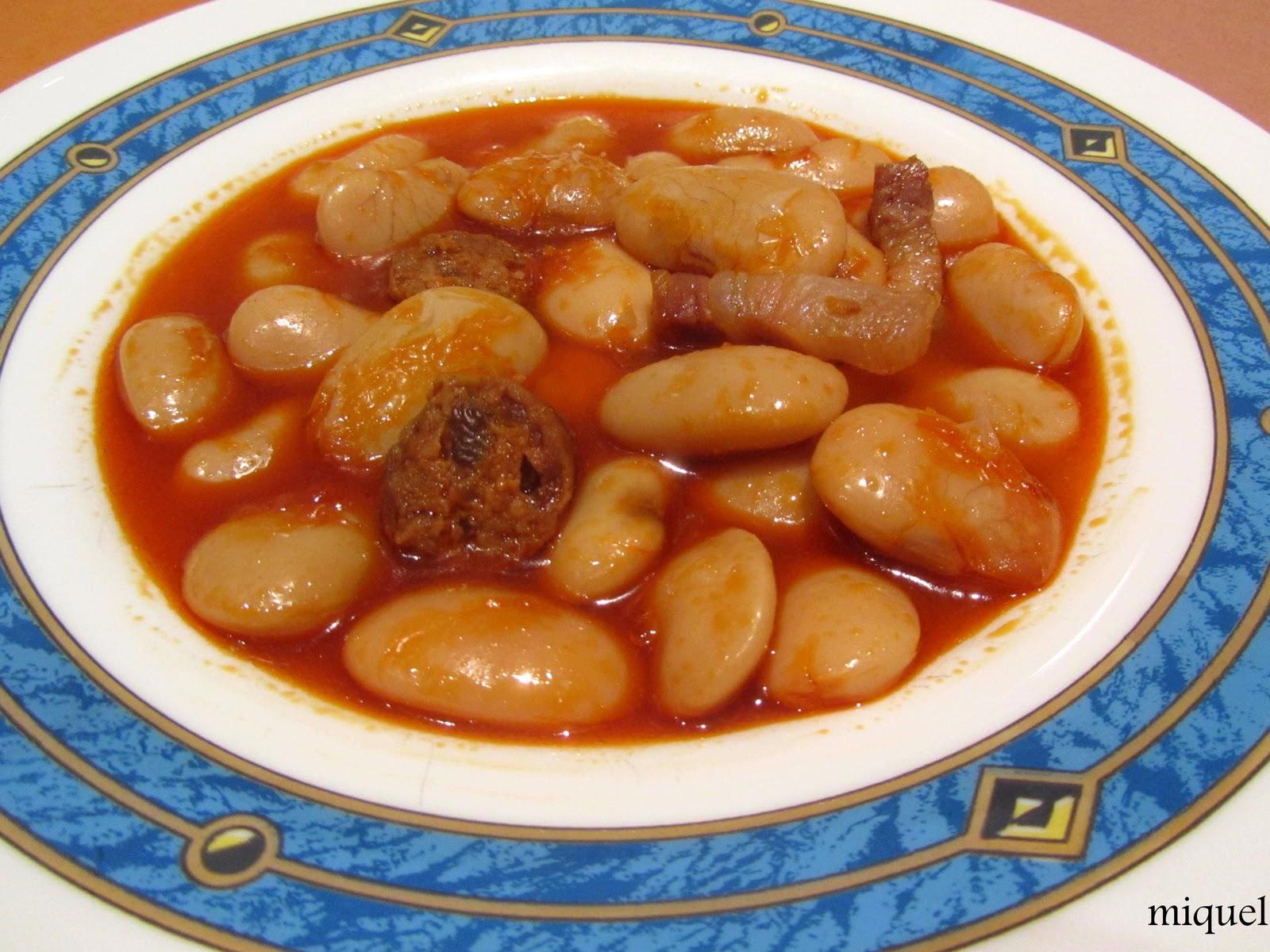 20 ideas deliciosas para cocinar con chorizo espa ol for Cocinar judias blancas de bote