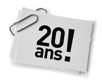 Magazine 20 ans