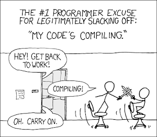 My Code's Compiling