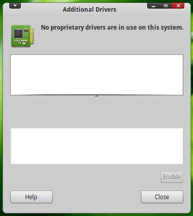 Linux Mint Wireless Drivers