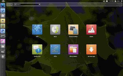 Ubuntu Unity Video