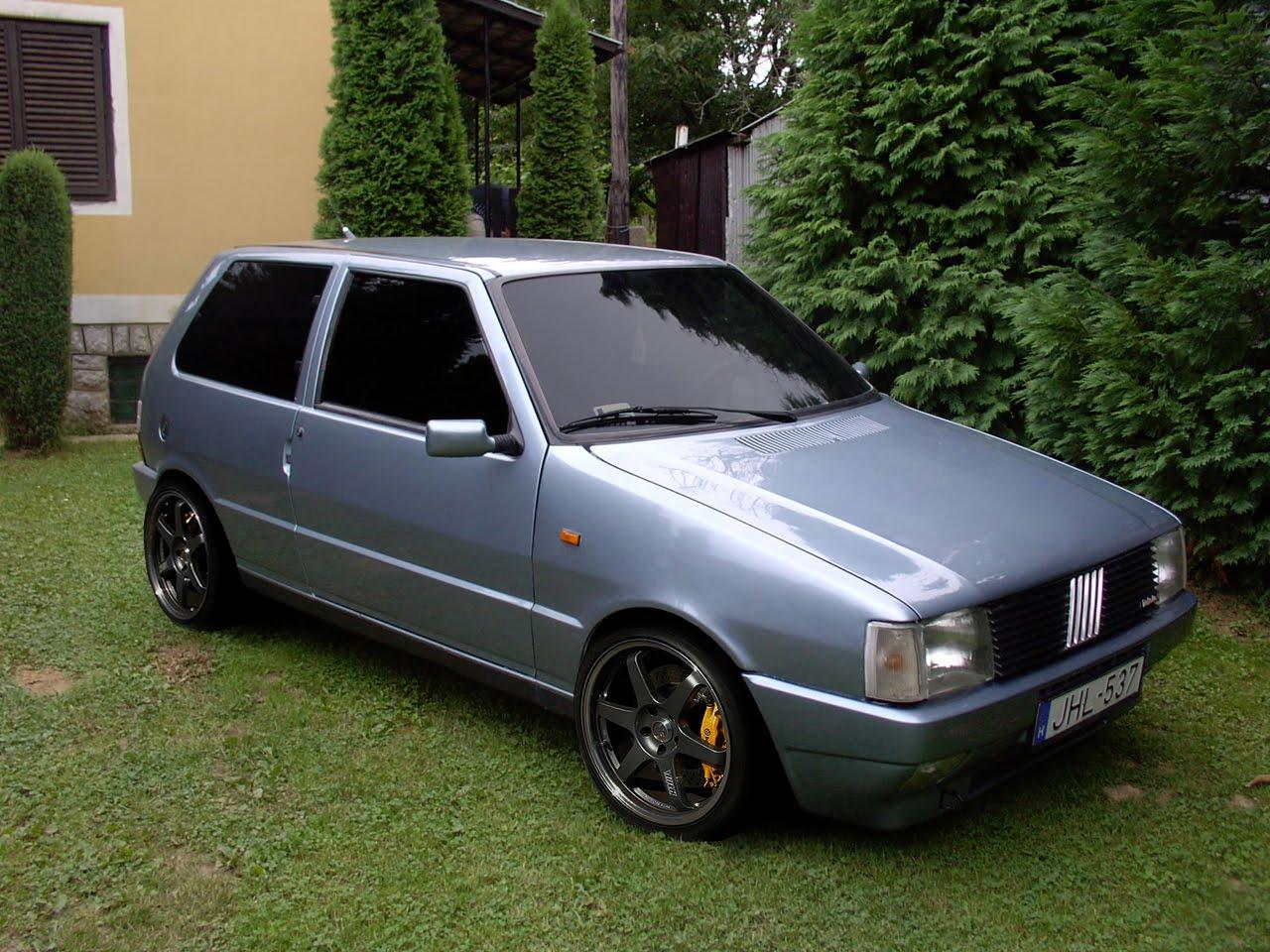 Fiat Uno Turbo Tuning