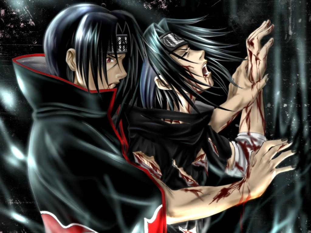 Itachi+and+sasuke+wallpaper